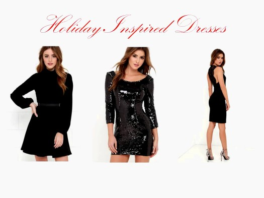 Holiday Inspired Dresses2