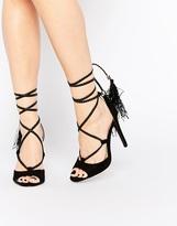 daisy-street-black-tassel-ghillie-lace-up-heeled-sandals
