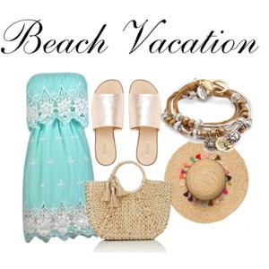 beach vacation